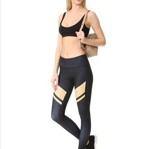 Splits59 black arrow tights, legging SM